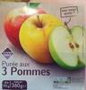 Purée aux 3 Pommes - Prodotto