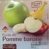 Purée de Pomme banane - Prodotto