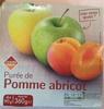Purée de Pomme abricot - Prodotto