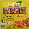 Barres Fruits secs - Product