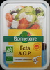 Feta A.O.P bio - Produit