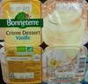 Crème dessert vanille - Produit