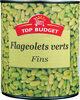 Flageolets verts fins - Produit