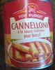 Cannelloni à la sauce italienne pur bœuf - Produkt