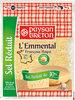 Fromage Emmental rapé sel réduit - Produkt