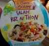Salade riz au thon - Product