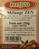 Mélange Zen - Produit