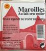 Maroilles au lait cru entier (quart) - Product