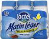 Matin léger - lait 1/2 écrémé facile à digérer - Produit