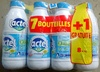 Demi-Écrémé avec Vitamine D (7 Bouteilles + 1 Gratuite) - Product