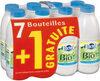 Lactel lait demi ecreme bio - Produit