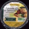 Taboulé de semoule semi-complète - Product