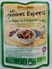 Les graines Express 2 céréales & légumineuses - Produit