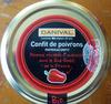 Confit de poivrons - Produit