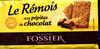 Le Rémois aux pépites de chocolat - Produkt