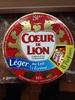 Coeur de Lion Léger au lait demi-écrémé - Product