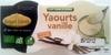 Yaourts vanille - Produit