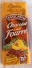 Chocolat lait fourré ananas - Product