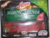 Jambon de Bayonne - Prodotto