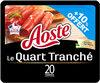 Quart Tranché (+10% gratuit) - Produit