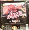 Les Tapas - Jambon Serrano Chorizo et Lomo. - Product