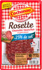 Rosette grande tranche - Produit