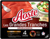 Les Grandes Tranches - Dégraissées -Aoste - Prodotto
