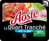 Le Quart Tranché -25% de sel - Aoste - Product