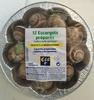 12 escargots préparés recette à la Bourguignonne - Product