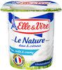Dessert lacté Nature - Non sucré - Product