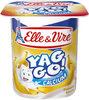 Dessert lacté pulpé Yaggo! stérilisé UHT - Banane - Product