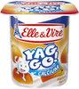 Dessert lacté pulpé Yaggo! stérilisé UHT - Abricot - Product