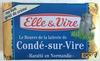 Le Beurre de la laiterie de Condé-sur-Vire baratté en Normandie (Doux) - Product