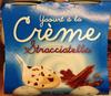 Yaourt à la crème Straciatella - Produit