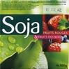 Yogurt soja frutos rojos - Producto