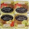 Yaourts aux fruits Façon Pâtissiers (Fraise, Pomme, Citron) - Product
