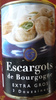 Escargots de Bourgogne Extra Gros - 400 g - E - Produit