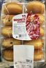10 beignets fourrés - Goût chocolat noisettes - Product