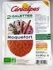 Galettes de céréales complètes Roquefort - Prodotto