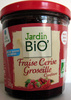 Confiture Fraise Cerise Groseille bio - Produit