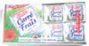 Fromage carré frais demi-sel - Produit
