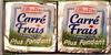Carré - Fromage frais - Produit