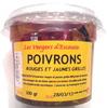 Poivrons rouges et jaunes grillés - Produit