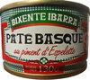 Paté Basque - Produit