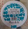 Riz au lait au Caramel Salé à la Fleur de Sel - Product