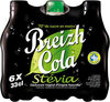 Breizh Cola Stevia Pack 6x33cl - Product