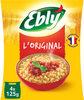 Blé cuisson 10 min Ebly 4 x 125 g - Produkt
