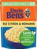 Riz citron et romarin Uncle Ben's 250 g - Product