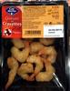 Queues de crevettes panées - Product