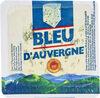 Bleu d'Auvergne au lait pasteurisé - Product